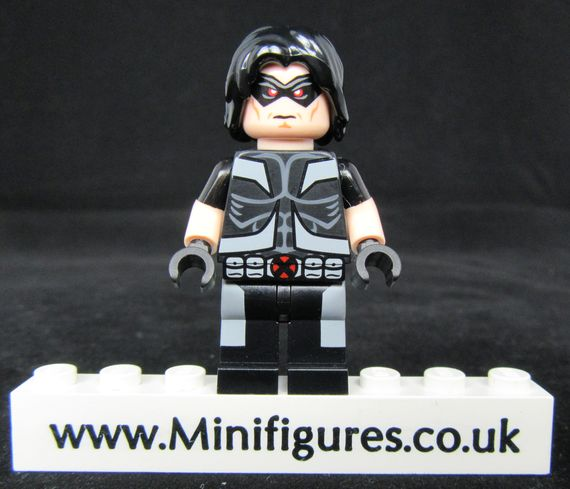 Warpath RA Custom Minifigure