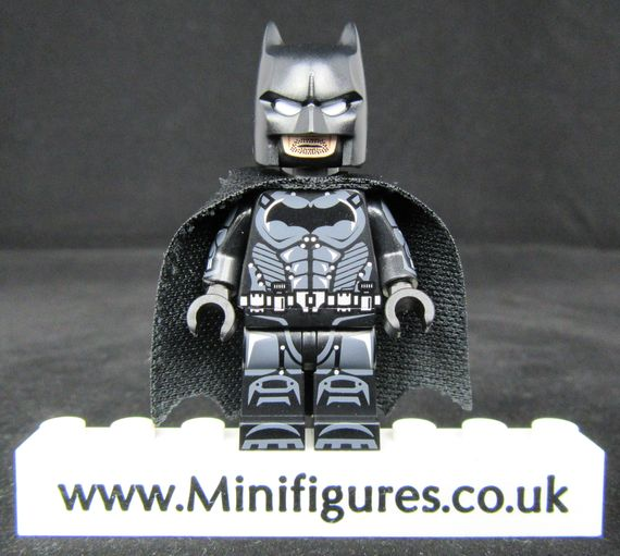 Arkham Batman Dragon Brick Custom Minifigure