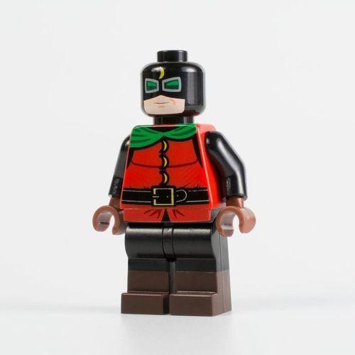 Dr Blind Surgeon Custom Minifigure