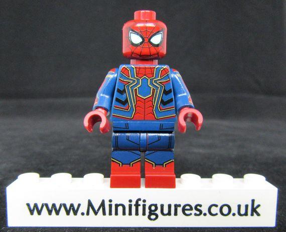 Infinite Arachnid Hero Custom Minifigure