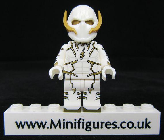White Lightning Custom Minifigure