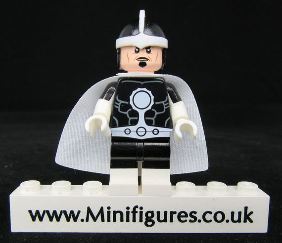 Dr Light Funny Brick Custom Minifigure
