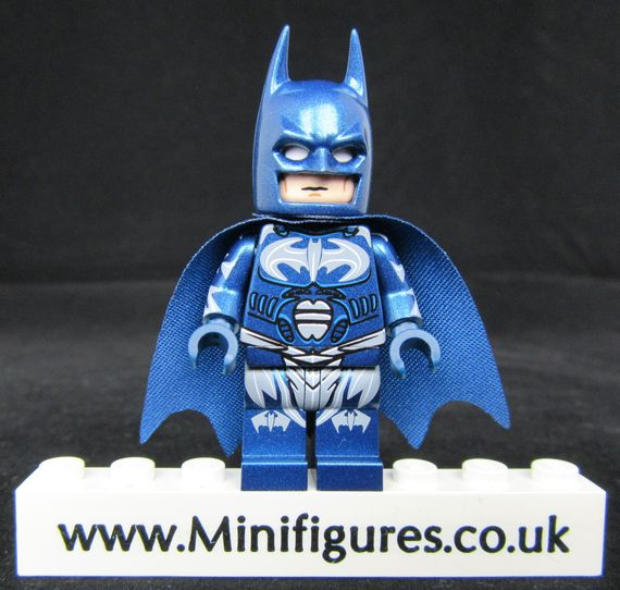 Frost Knight BrothersFigure Custom Minifigure