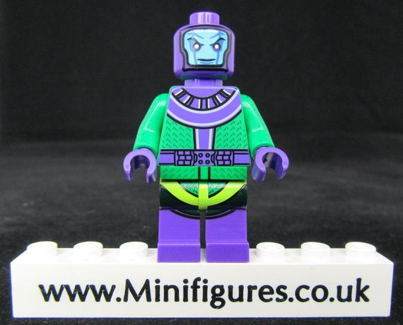 Kang Crystal Minifigs Custom Minifigure