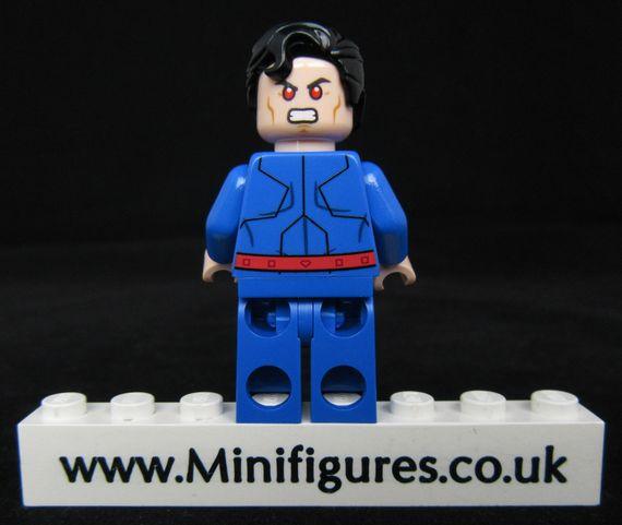 New 52 Superman Custom Minifigure