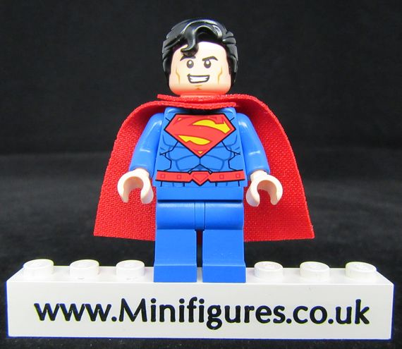 New 52 Superman Custom Minifigure