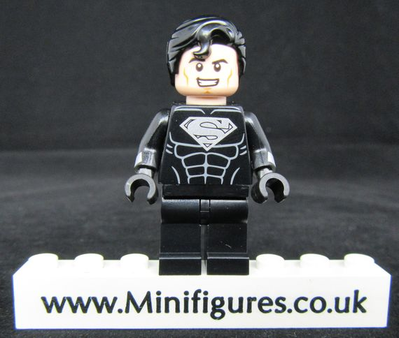 Solar Suit Superman Custom Minifigure