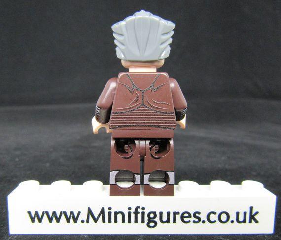 Wolverine Old LeYiLeBrick Custom Minifigure