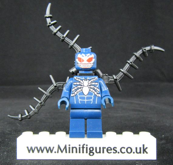 2099 Symbiote Minifigure Enterprise Custom Minifigure