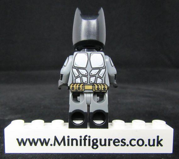 Arkham Batman 2 Dragon Brick Custom Minifigure