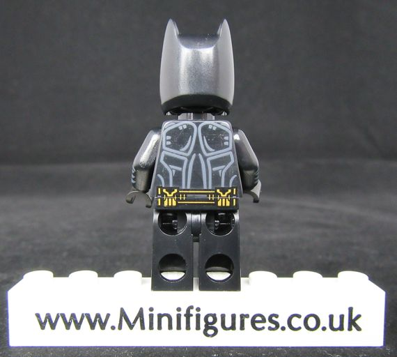 Justice League Batman Dragon Brick Custom Minifigure