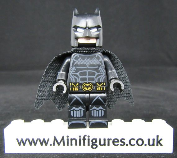 Justice League Batman Dragon Brick Custom Minifigure