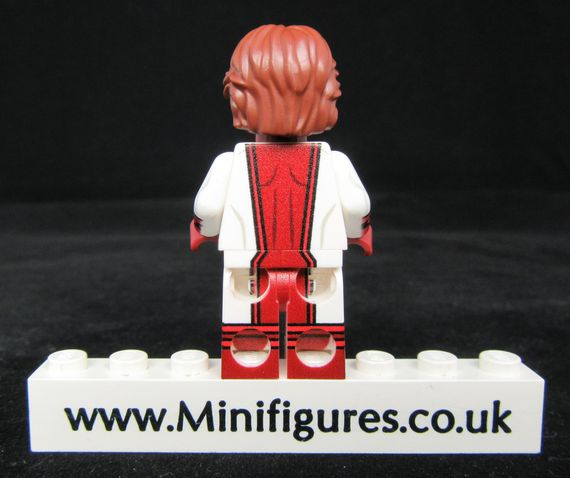 Bart Allen LeYiLeBrick Custom Minifigure
