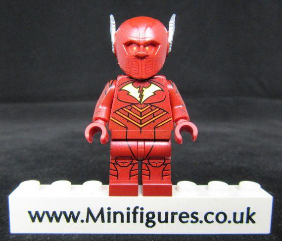 Fatal Lightning BrothersFigure Custom Minifigure