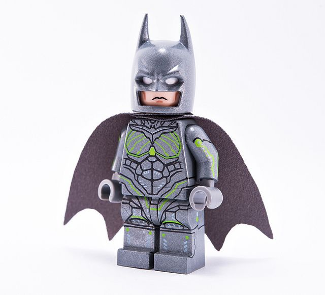 Noble Knight BrothersFigure Custom Minifigure