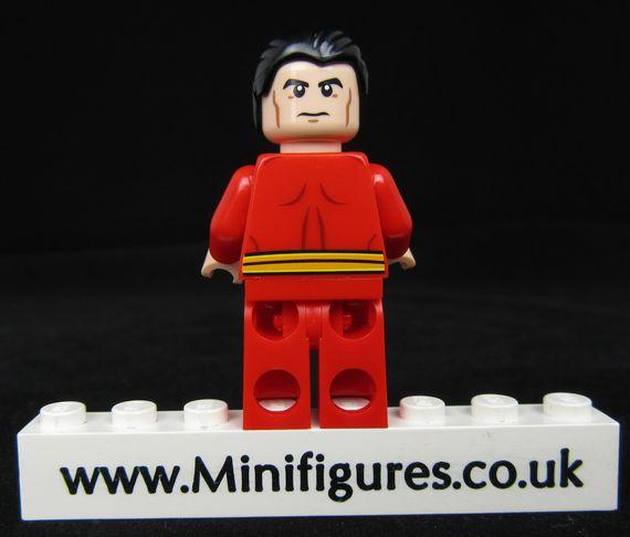 Billy Batson LeYiLeBrick Custom Minifigure