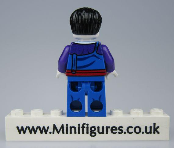 Bizarro Dungarees LeYiLeBrick Custom Minifigure