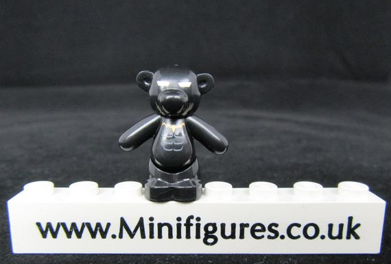 Black Panther Bunka Bricks Bear