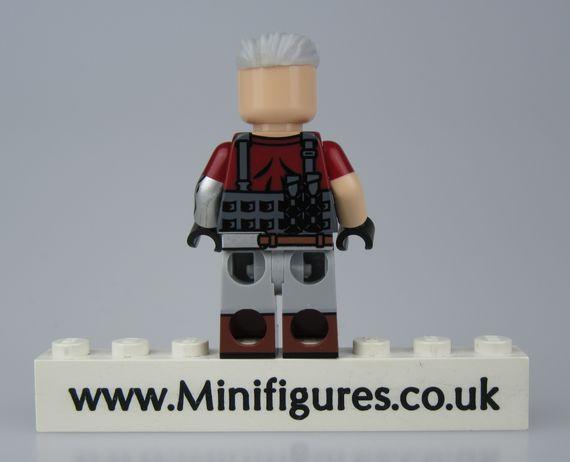Cable Funny Brick Custom Minifigure