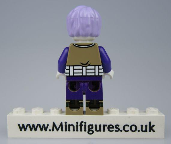 Guy Gardner Bizarro LeYiLeBrick Custom Minifigure