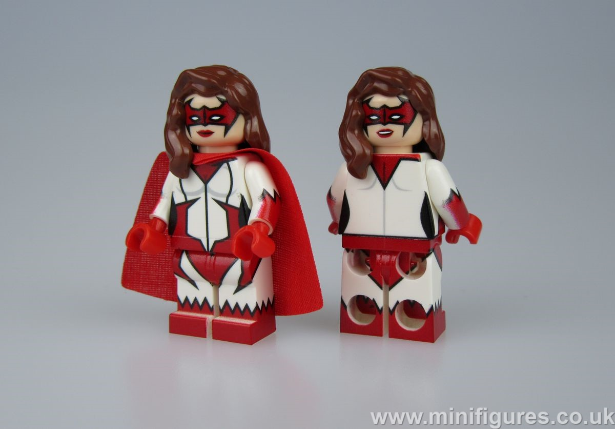 Hawkgirl LeYiLeBrick Custom Minifigure