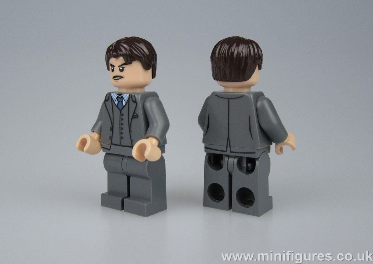 Howard Stark LeYiLeBrick Custom Minifigure