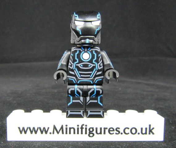 Iron Man Tron Dragon Brick Custom Minifigure
