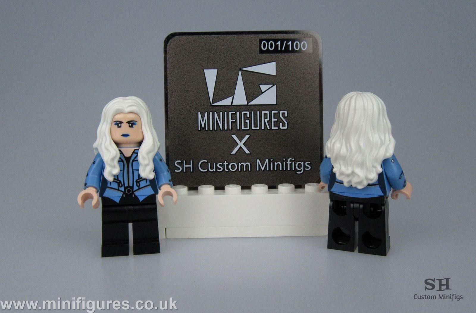 Cold Assassin SH x UG Custom Minifigure