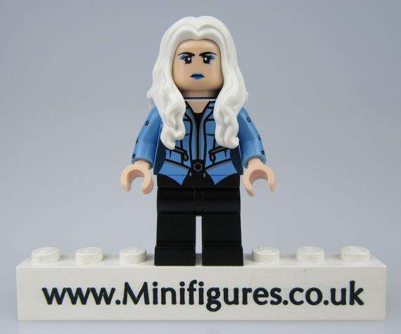 Cold Assassin SH Custom Minifigure