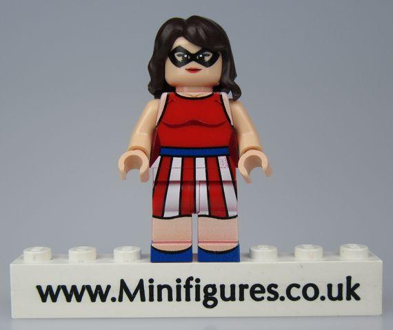 Miss American LeYiLeBrick Custom Minifigure