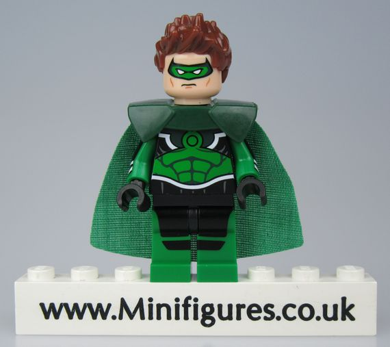 Parallax Crystal Custom Minifigure