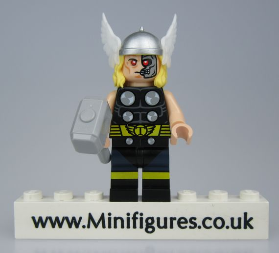 Thor Crystal Custom Minifigure