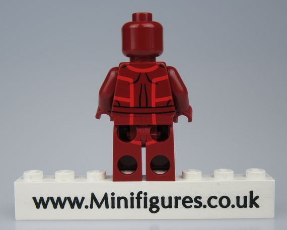 Uncanny Hotshot BrothersFigure Custom Minifigure