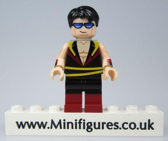 Vibe LeYiLeBrick Custom Minifigure