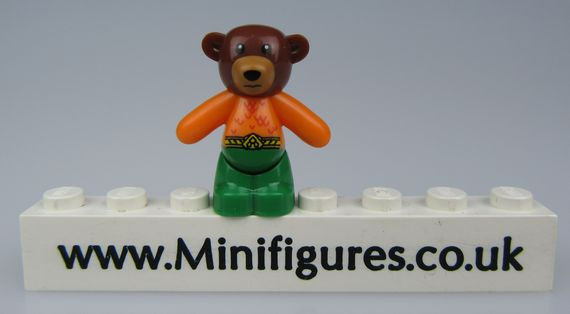 Aquman Bunka Bricks Bear