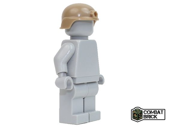 CombatBrick MW Advanced Combat Helmet Dark Tan