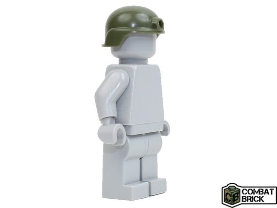 CombatBrick MW Advanced Combat Helmet Military Green
