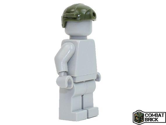 CombatBrick MW SpecOps Ballistic Helmet Military Green