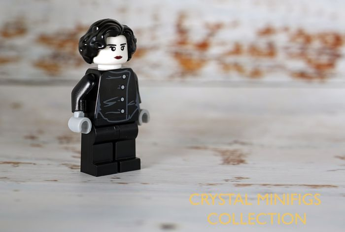 Elektra Crystal Collecton Custom Minifigure