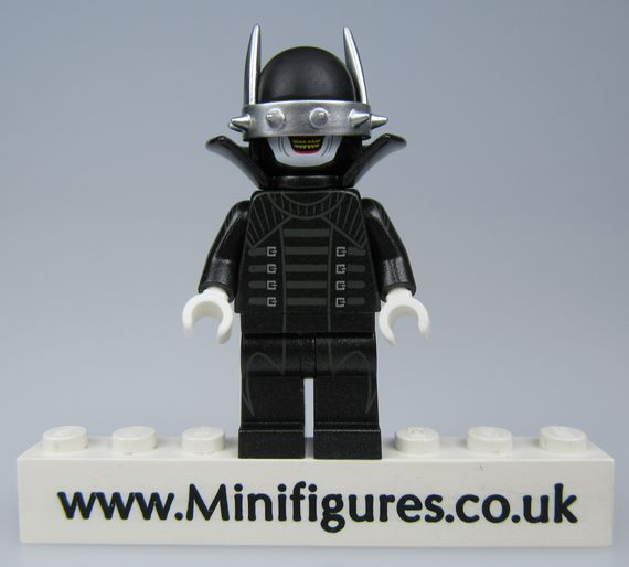 Maniac Knight BrothersFigure Custom Minifigure