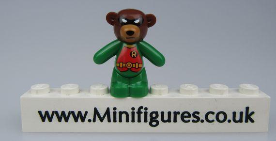 Robin Bunka Bricks Bear