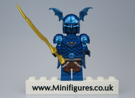 Brutal Knight BrothersFigure Custom Minifigure