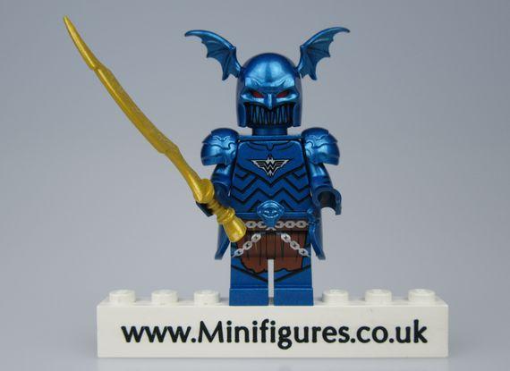 Brutal Knight BrothersFigure Custom Minifigure