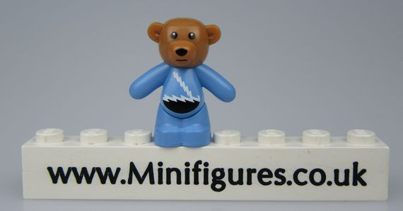 Quicksilver Bunka Bricks Bear
