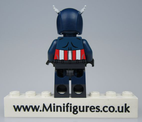 Serial Patriot DCB Custom Minifigure
