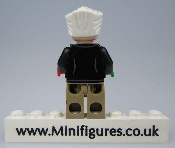 Stan Lee MaxBrick Custom Minifigure