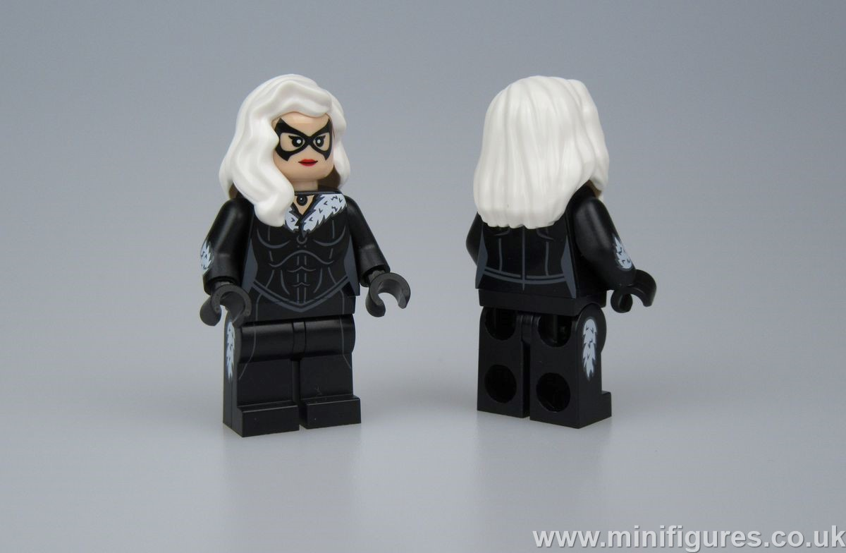 Black Cat Crystal Collection Custom Minifigure