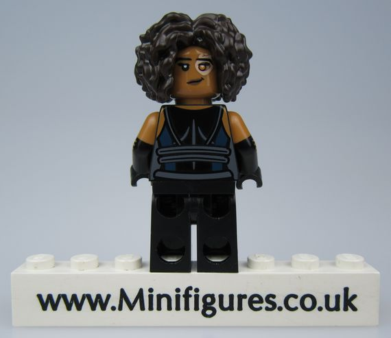 Domino Funny Brick Custom Minifigure