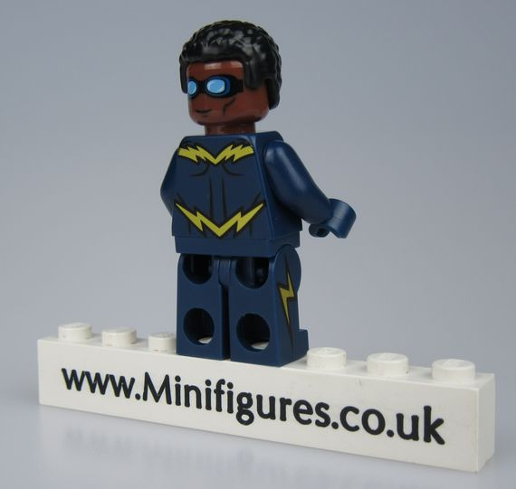 Electric Crime Fighter Lab9 Custom Minifigure