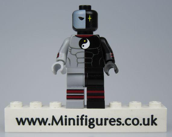 Equinox LeYiLeBrick Custom Minifigure